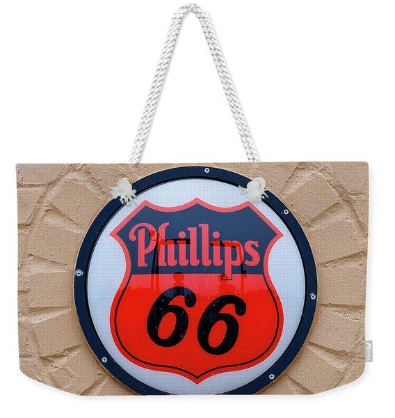 Phillips 66 Weekender Tote Bag