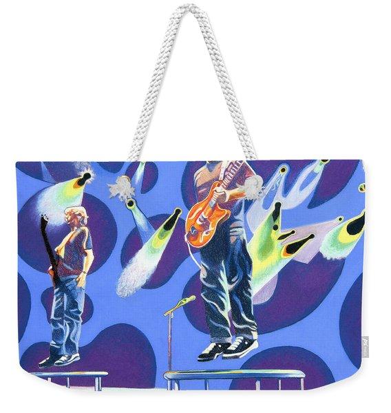 Phish Tramps Weekender Tote Bag