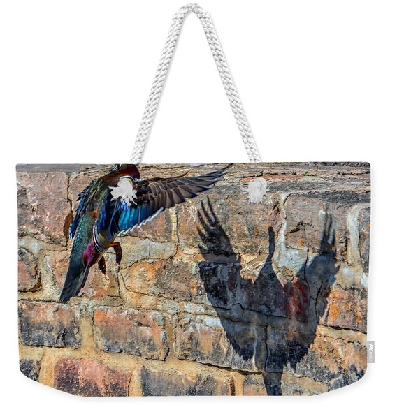 Phoenix  Weekender Tote Bag