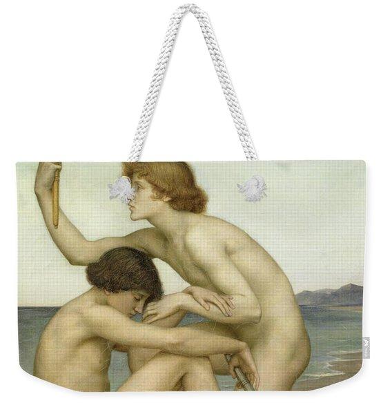 Phosphorus And Hesperus Weekender Tote Bag