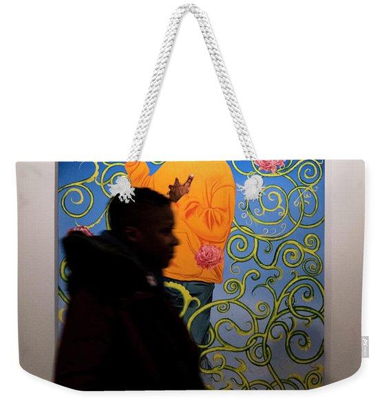 Photo Bomb Weekender Tote Bag