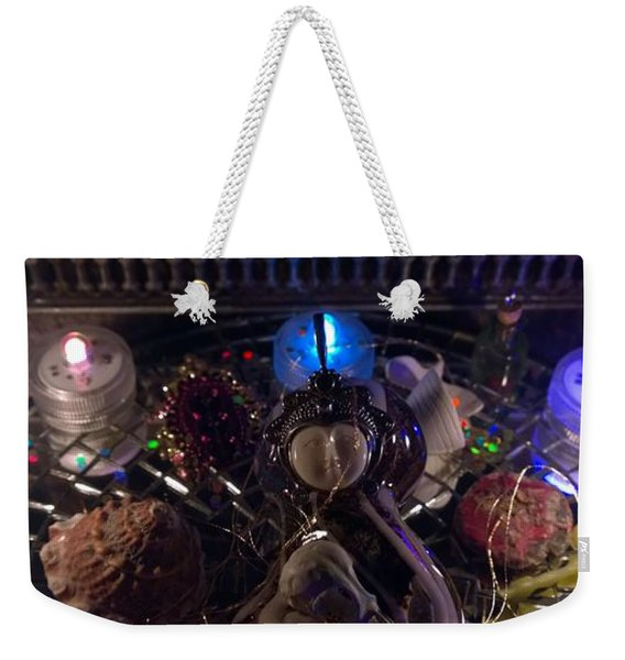 Pic 2 Weekender Tote Bag