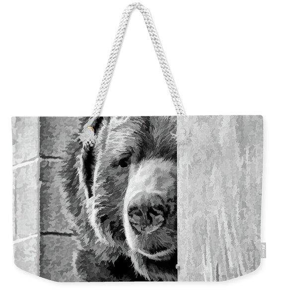 Picabear Weekender Tote Bag