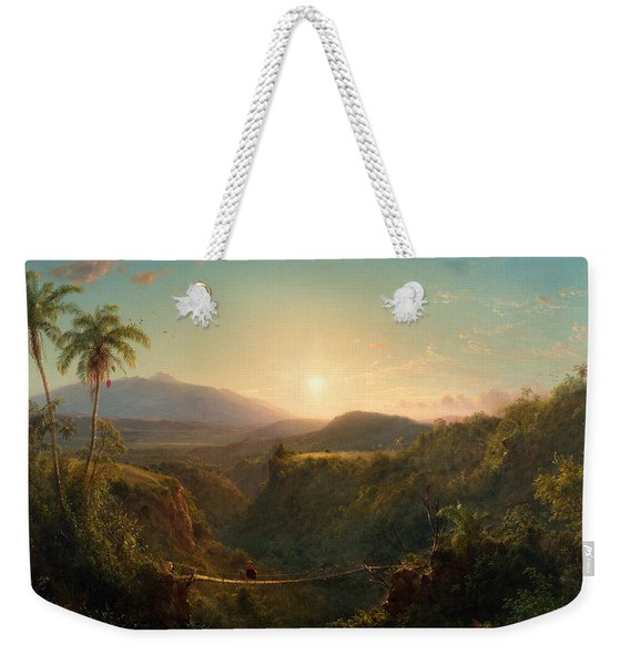 Pichincha Weekender Tote Bag