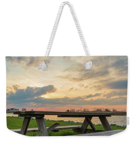 Picnic Time Weekender Tote Bag