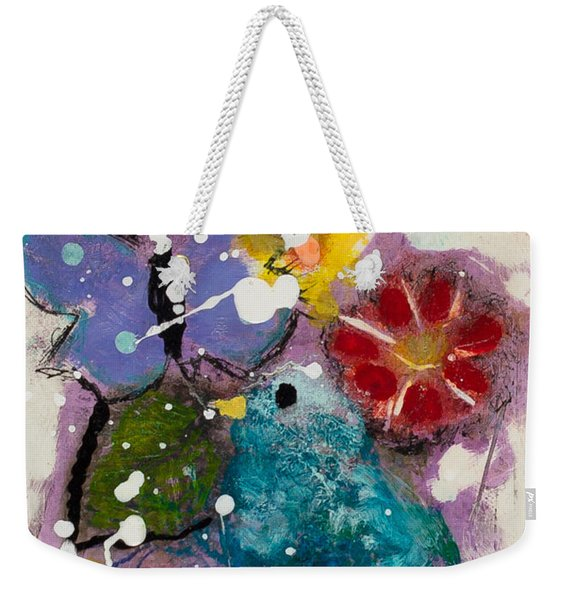 Picturesque Weekender Tote Bag