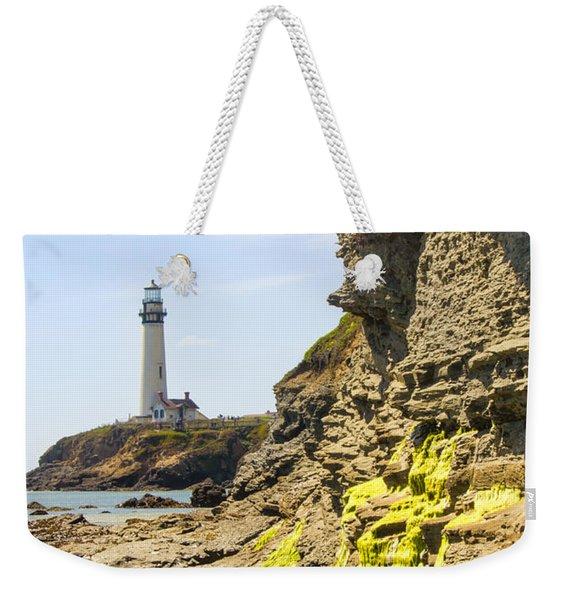 Pidgeon Point Lighthouse Weekender Tote Bag