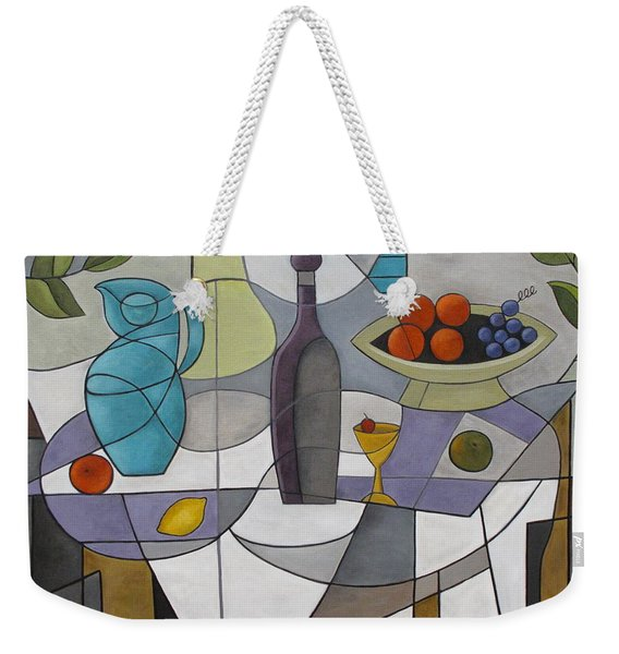 Pieces Of A Dream Weekender Tote Bag