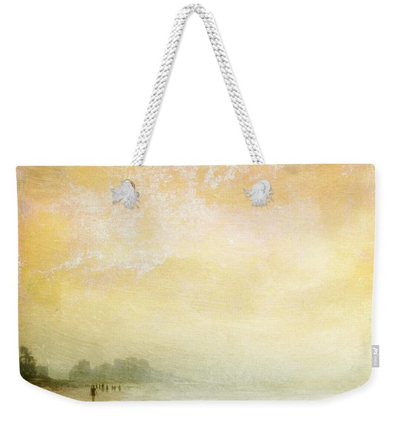 Pieces Of The Dream Weekender Tote Bag