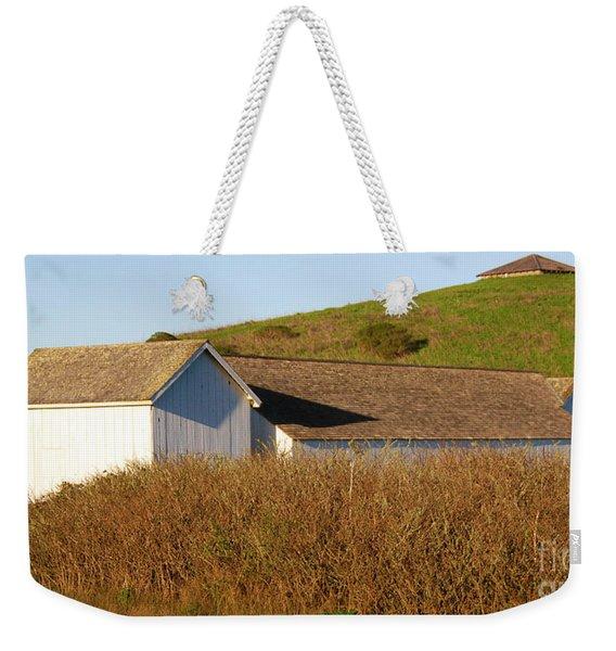 Pierce Pt. Barns Weekender Tote Bag