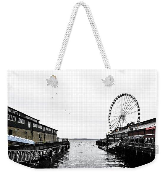 Pierless 2 Weekender Tote Bag