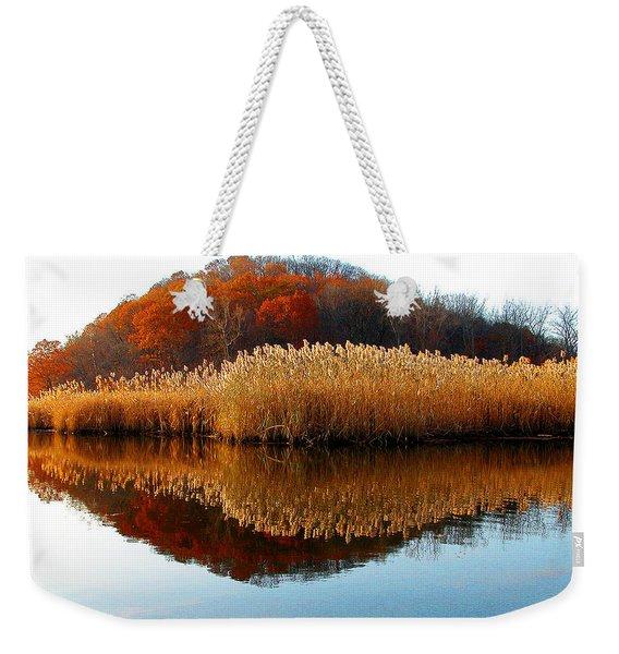 Piermont Backwater Weekender Tote Bag
