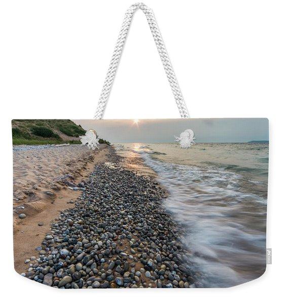 Pierport Shoreline Weekender Tote Bag