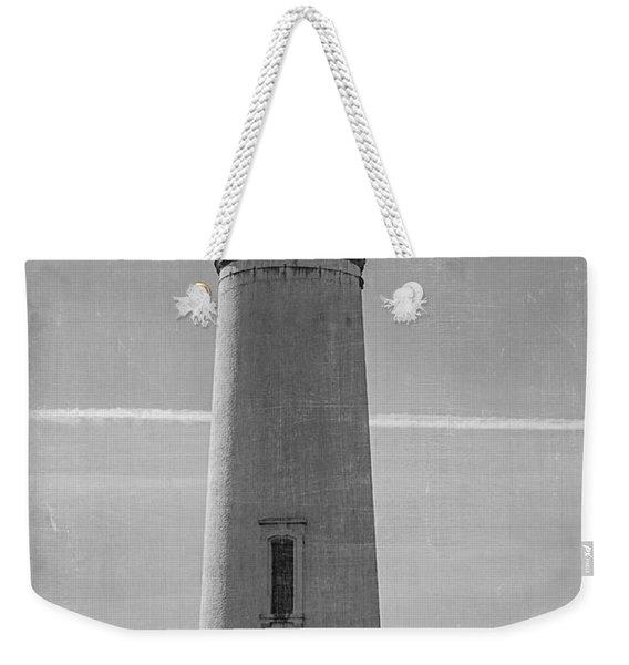 Pigeon Point Lighthouse Vintage Weekender Tote Bag