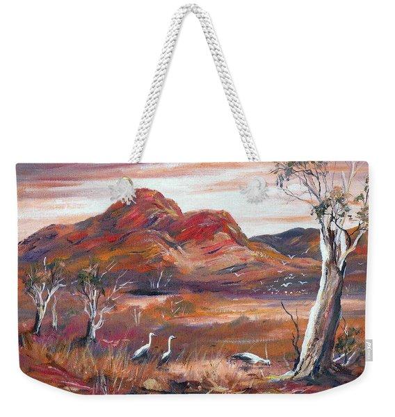 Pilbara, Outback, Western Australia, Weekender Tote Bag