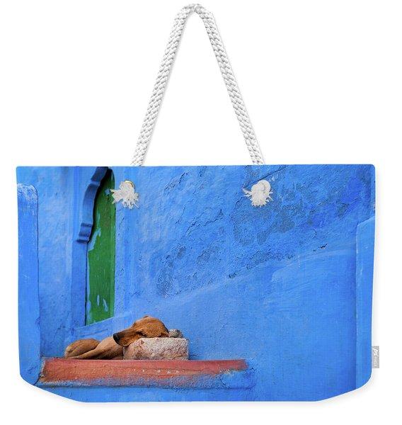 Pillow Weekender Tote Bag