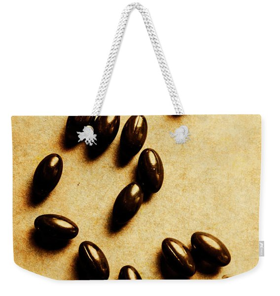 Pills And Spills Weekender Tote Bag