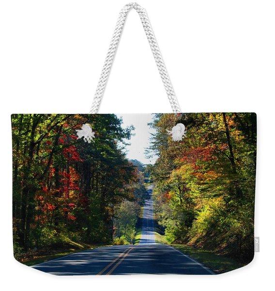 Pilot-westfield Road Weekender Tote Bag