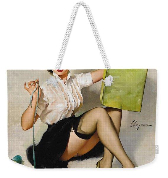 Christmas Pack Weekender Tote Bag