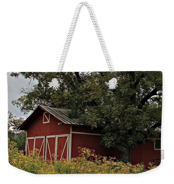 Pine Barn Weekender Tote Bag