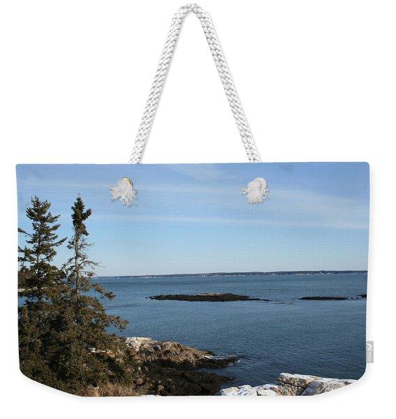 Pine Coast Weekender Tote Bag