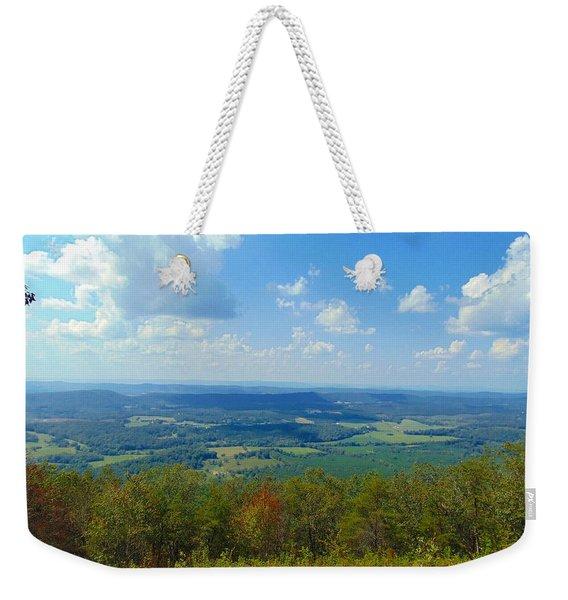 Pinhoti Trail Views Weekender Tote Bag