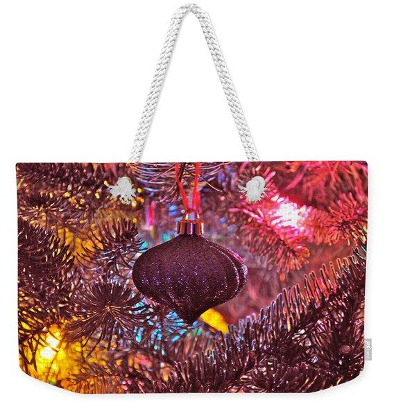 Pink Essence  Weekender Tote Bag