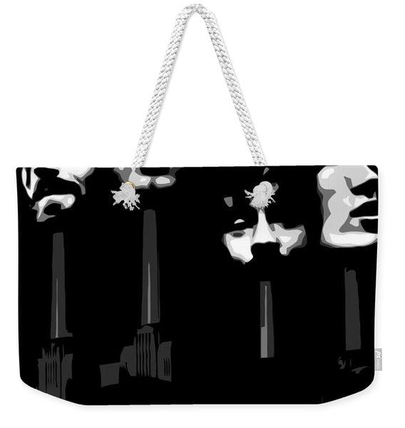 Pink Floyd No.02 Weekender Tote Bag