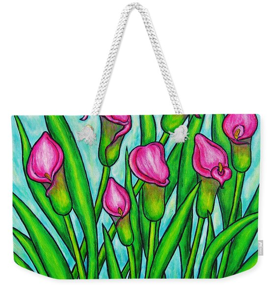 Pink Ladies Weekender Tote Bag