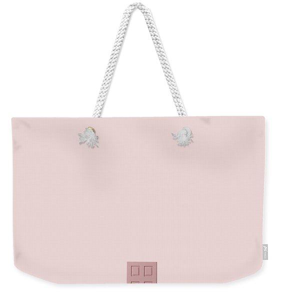 Pink On The Pink Weekender Tote Bag