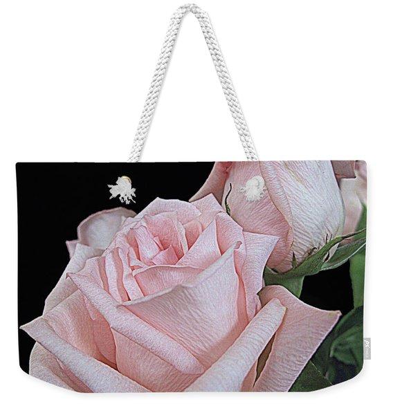 Pink Persuasion Weekender Tote Bag