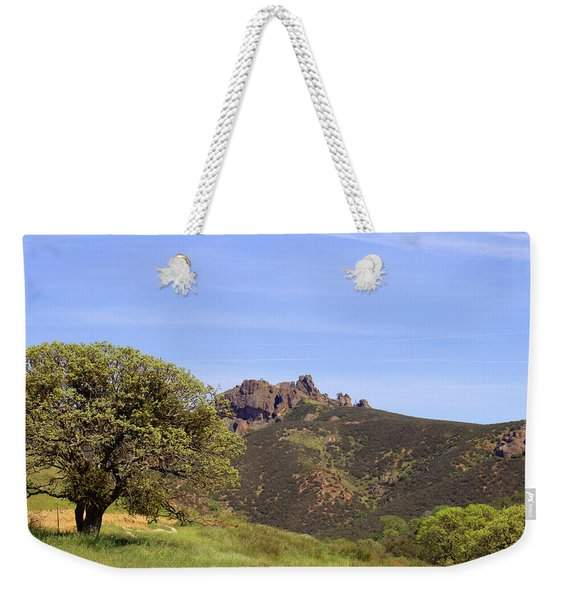 Pinnacles Vista Weekender Tote Bag
