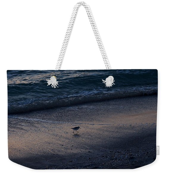 Piper At Dusk Weekender Tote Bag