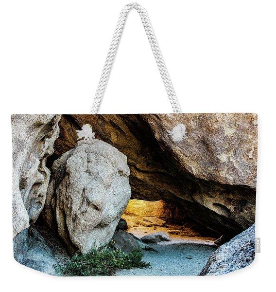 Pirate's Cave Weekender Tote Bag