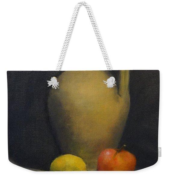 Pitcher This Weekender Tote Bag