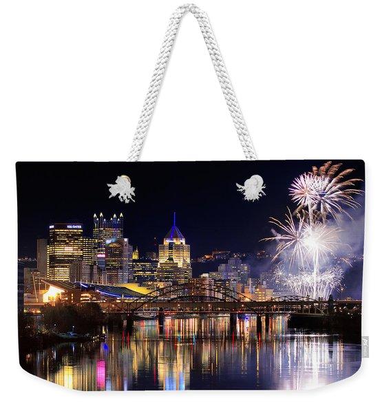 Pittsburgh 1  Weekender Tote Bag