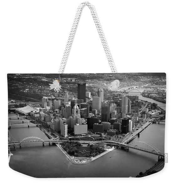Pittsburgh 8 Weekender Tote Bag