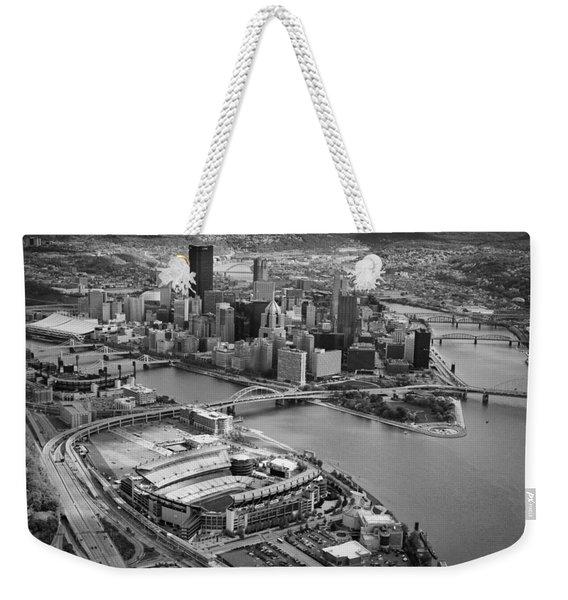 Pittsburgh 9 Weekender Tote Bag