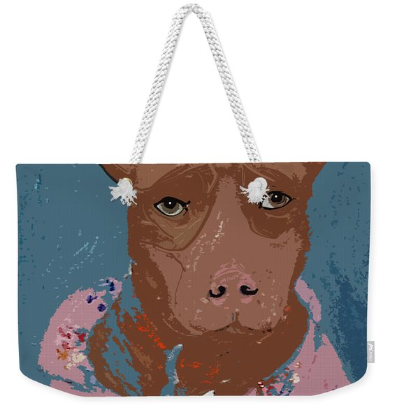 Pitty In Pajamas Weekender Tote Bag