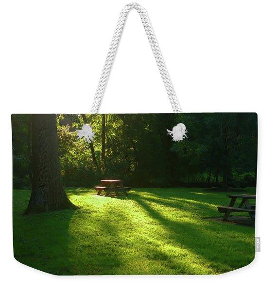 Place Of Honor Weekender Tote Bag