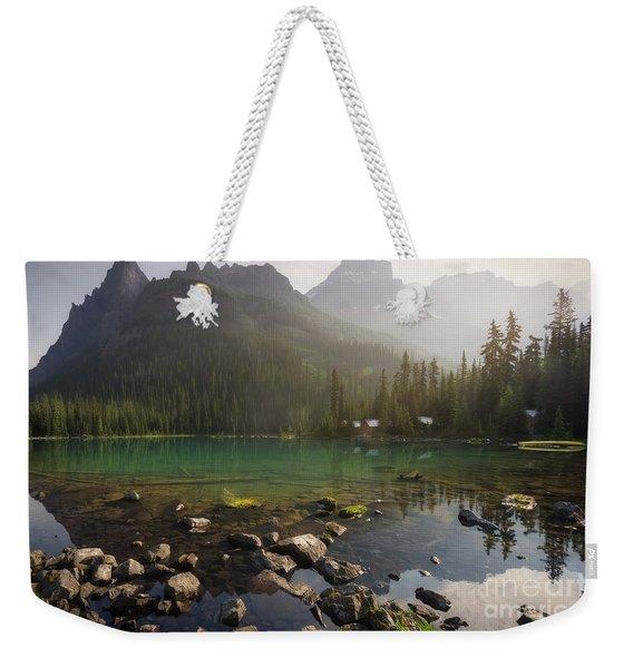 Place Of Wonder Weekender Tote Bag