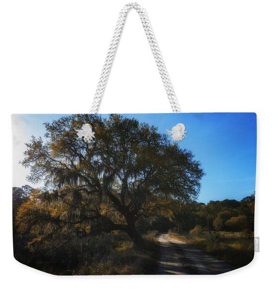 Plantation Road Weekender Tote Bag