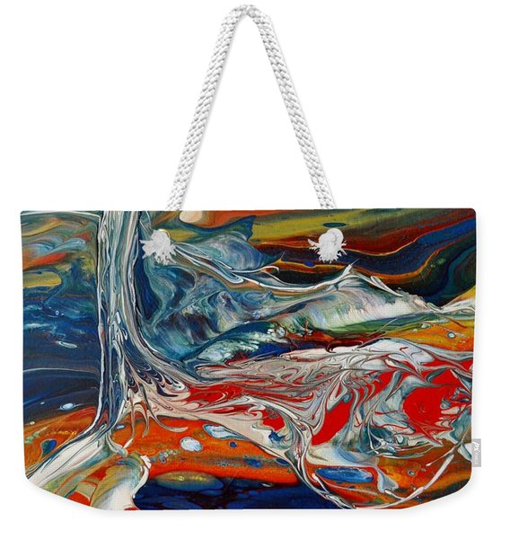 Planted By The Waters Weekender Tote Bag