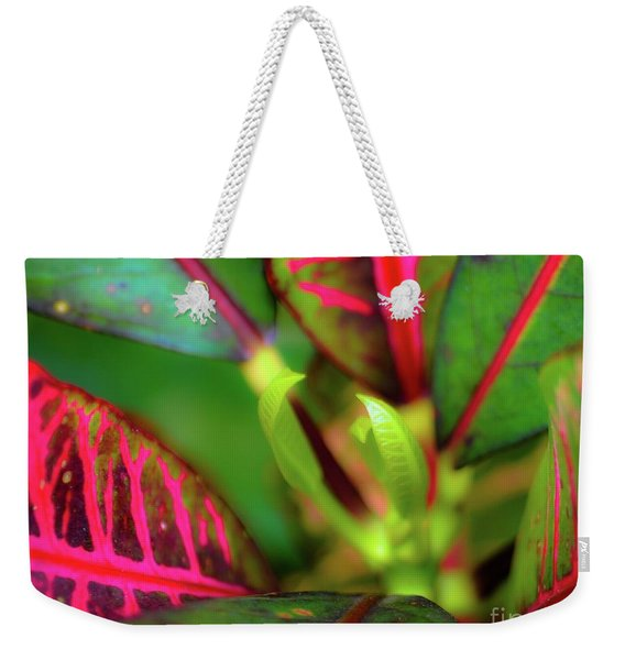 Plants In Hawaii Weekender Tote Bag