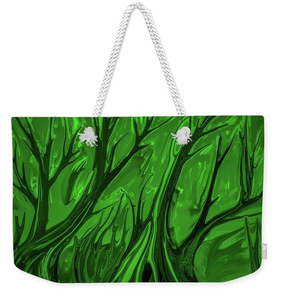 Play Green #h6 Weekender Tote Bag