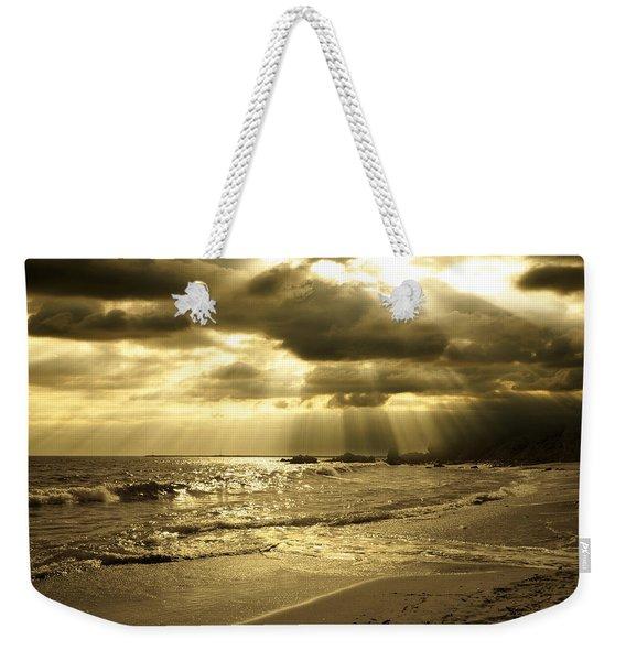 Playa De Oro Weekender Tote Bag