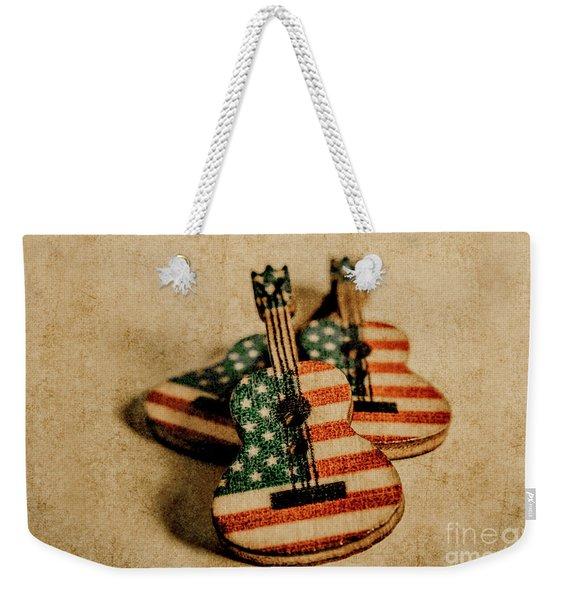Played In America Weekender Tote Bag