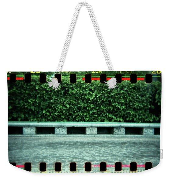 Playground #162 Weekender Tote Bag