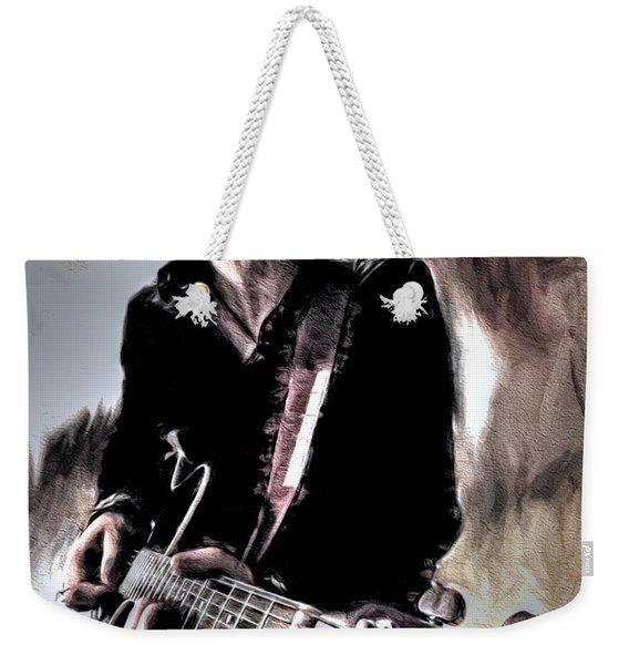 Playin' Grunge Weekender Tote Bag