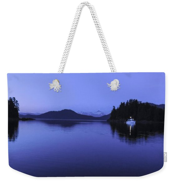 Pleasant Bay At Dusk Weekender Tote Bag